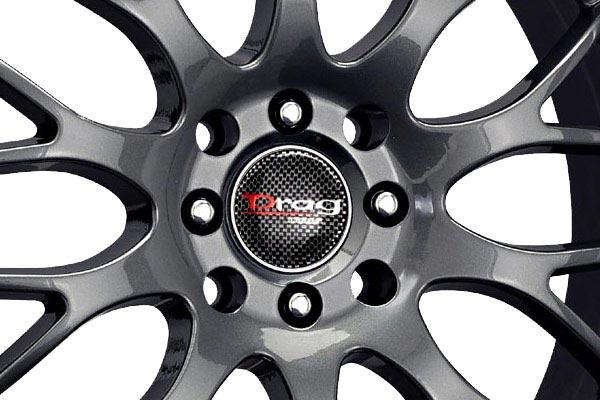 drag dr 19 wheels center cap