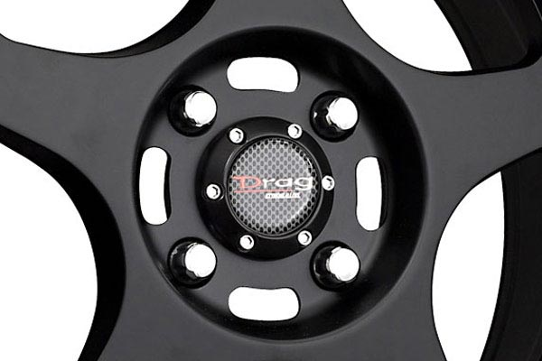 drag dr 23 wheels center cap