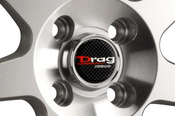 drag dr 27 wheels center cap