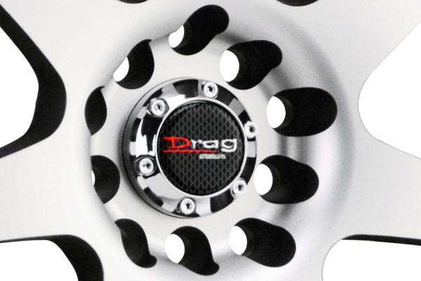 drag dr 33 wheels center cap
