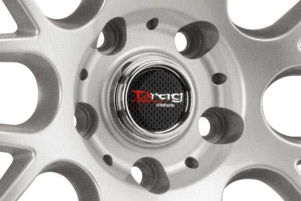 drag dr 37 wheels center cap