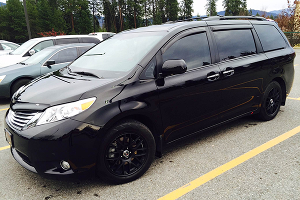 drag dr 37 wheels sienna lifestyle