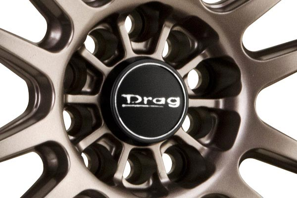 drag dr 38 wheels center cap