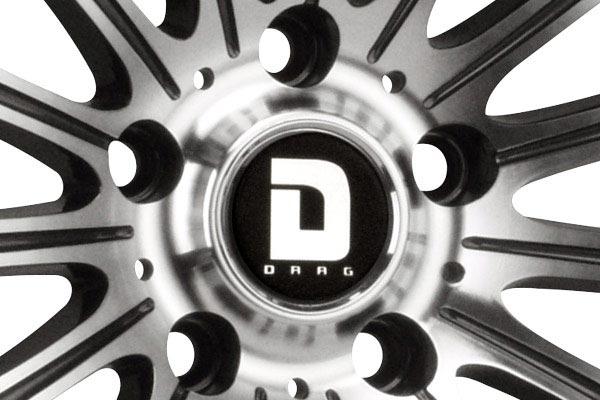 drag dr 43 wheels center cap