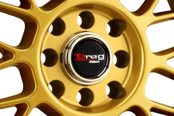 drag dr 44 wheels center cap