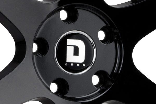 drag dr 53 wheels center cap