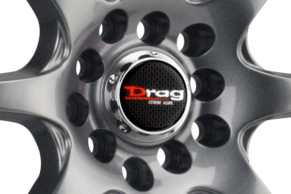 drag dr 55 wheels center cap