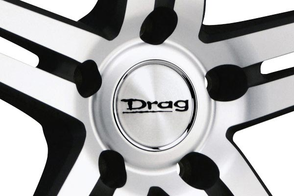 drag dr 60 wheels center cap