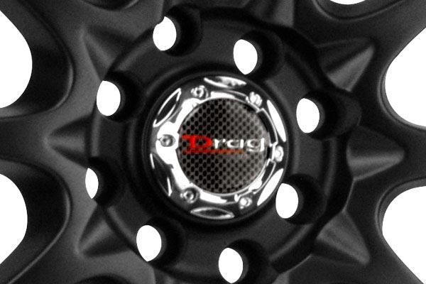drag dr 9 wheels center cap