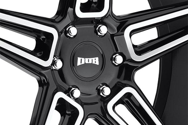 dub lit wheels center