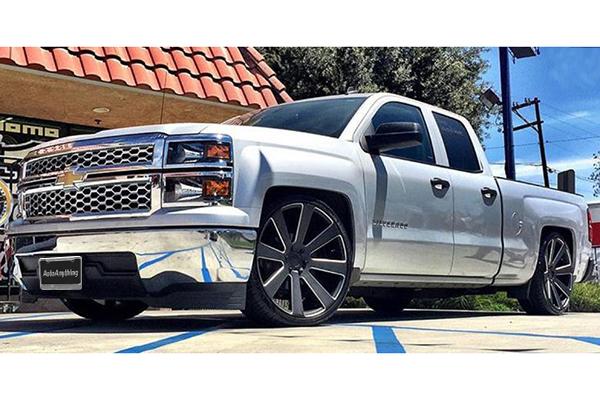 dub 8 ball wheels silverado lifestyle