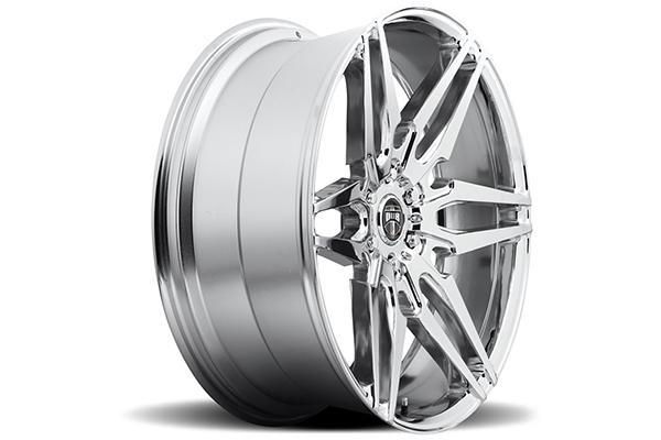 dub attack 6 wheels chrome side