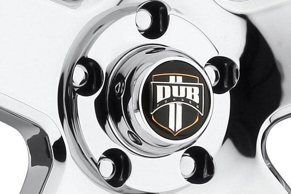 dub baller wheels center cap