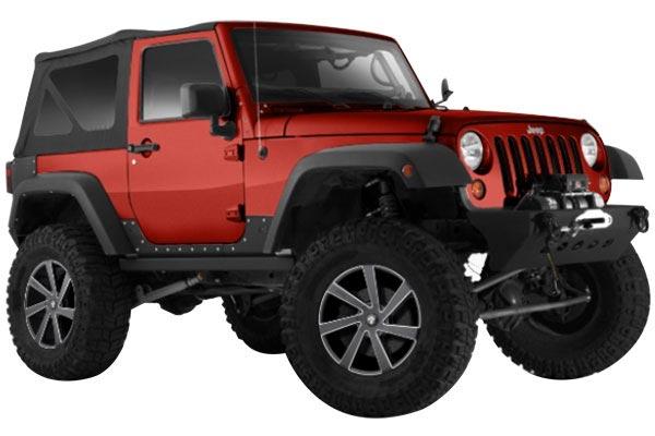 dub directa wheels jeep