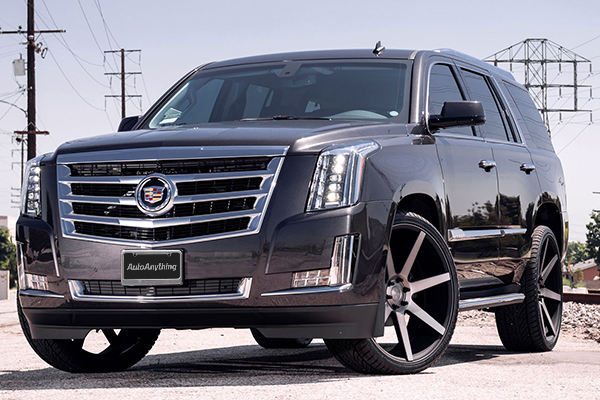 dub future wheels escalade lifestyle