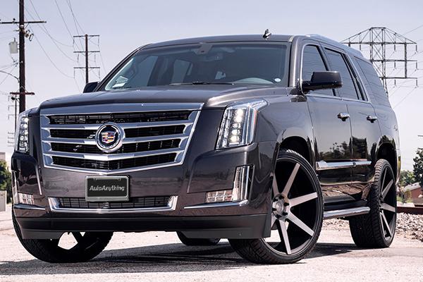 dub future wheels escalade lifestyle