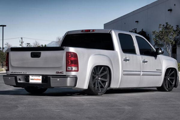 dub shot calla wheels gmc1