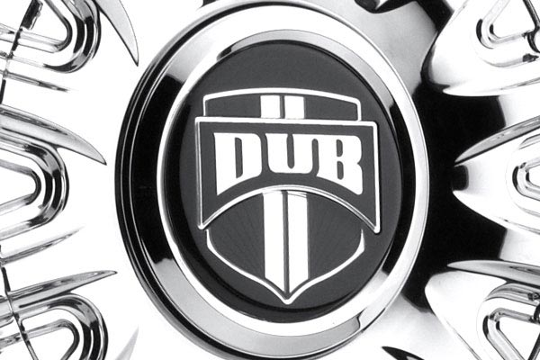 dub suave wheels center cap
