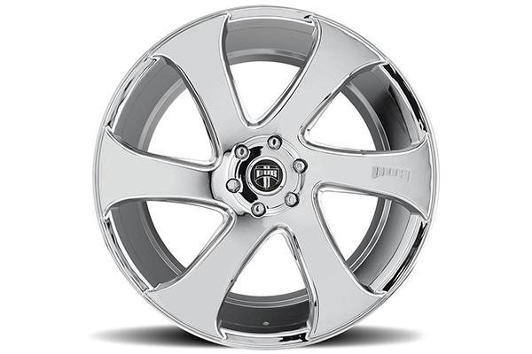 dub swerv wheels chrome face