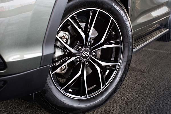 enkei onx wheels installed