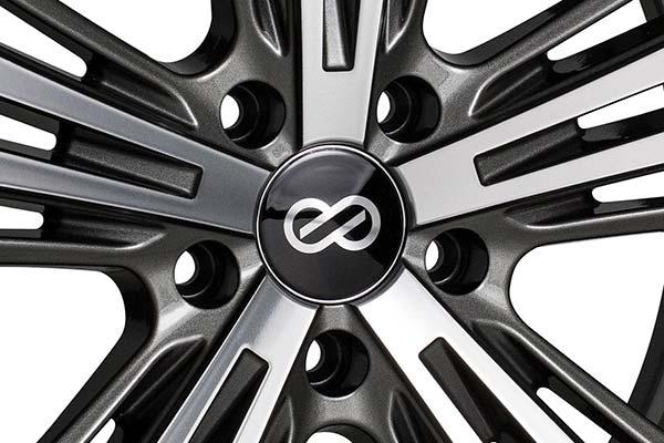 enkei vortex5 wheels center