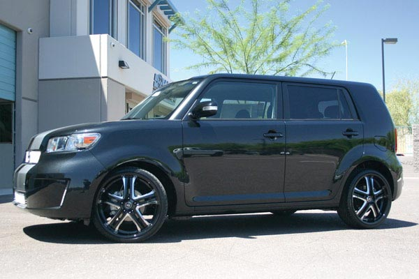 enkei akp luxury wheels scion xb lifestyle