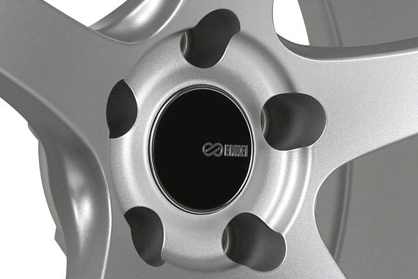 enkei kojin tuning wheels center cap