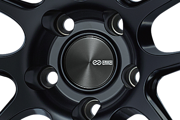 enkei pf01 evo racing wheels center cap