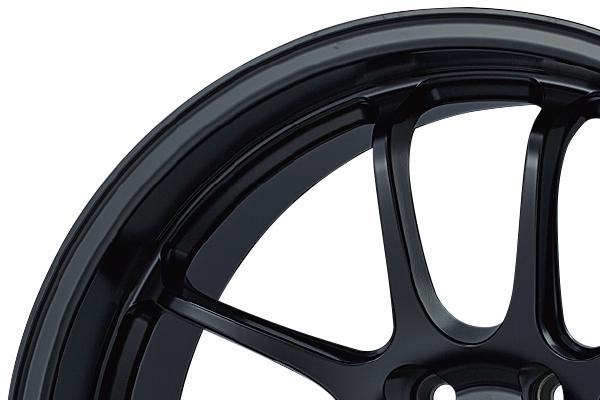 enkei pf01 evo racing wheels lip