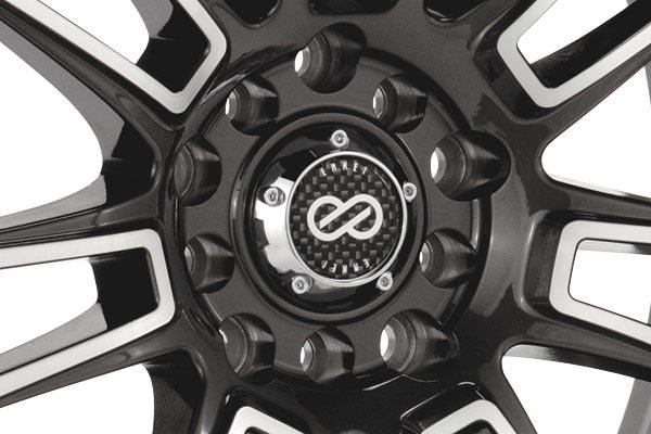 enkei t fork performance wheels center cap
