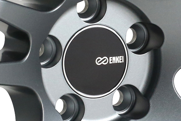 enkei tx5 tuning wheels center cap