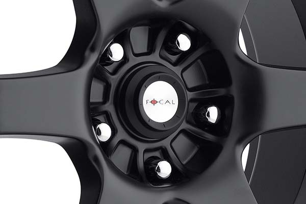 focal 421 x wheels center