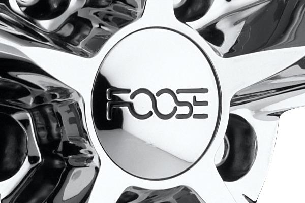 foose legend ss wheels center cap