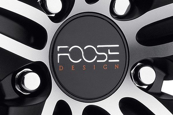 foose speed wheels center cap