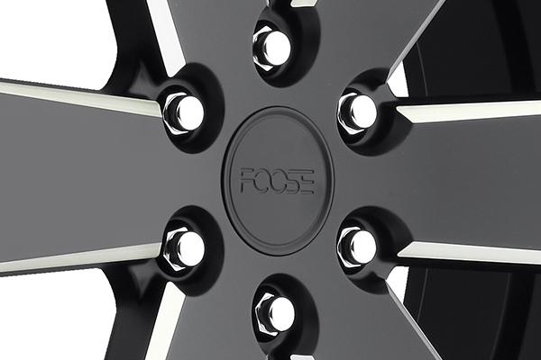 foose switch wheels center cap