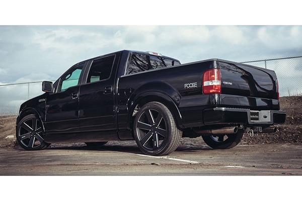 foose switch wheels f150 black lifestyle