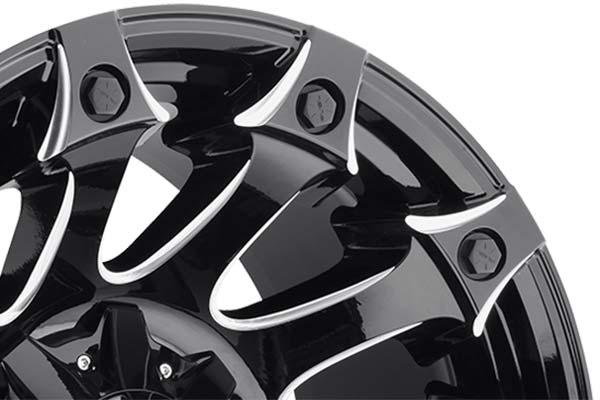fuel battle axe wheels lip