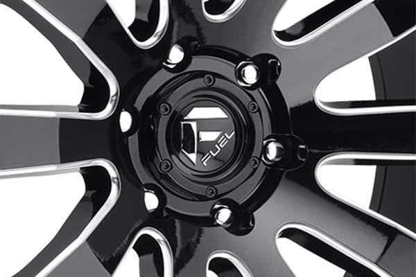 fuel diesel wheels center
