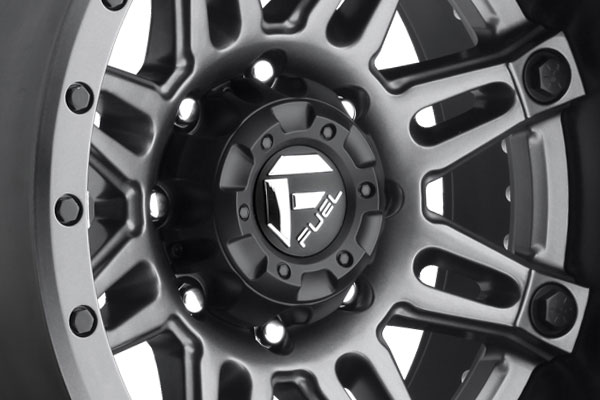 fuel hostage ii wheels center