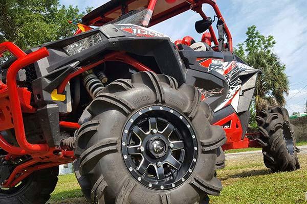 fuel maverick utv wheels lifestyle
