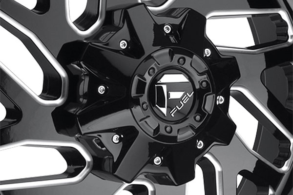 fuel triton wheels center
