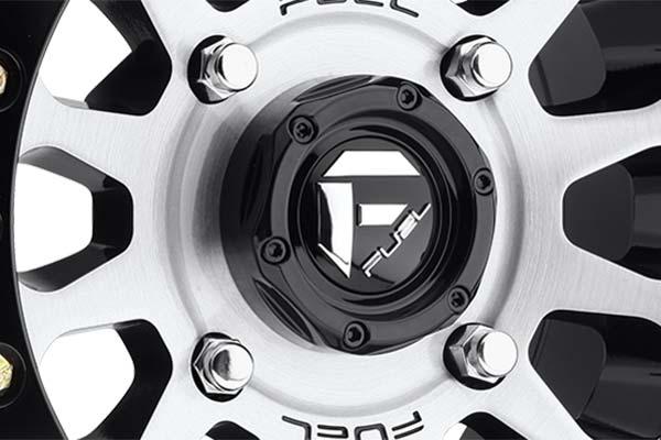 fuel vector utv beadlock wheels center