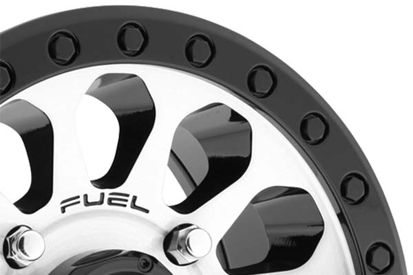 fuel vector utv wheels lip