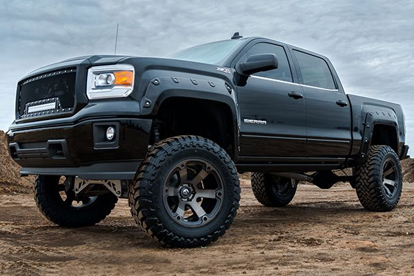 fuel beast wheels sierra lifestyle
