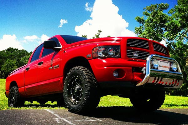 fuel boost wheels dodge ram lifestyle