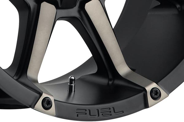 fuel coupler wheels spoke
