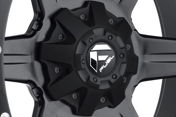 fuel driller wheels center cap