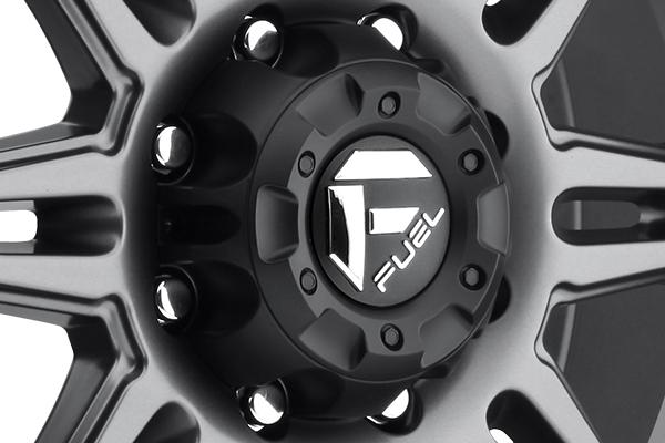 fuel hostage iii wheels center cap