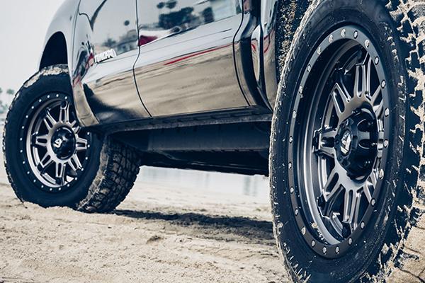fuel hostage iii wheels tundra detail lifestyle