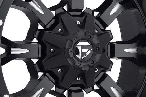 fuel krank wheels center